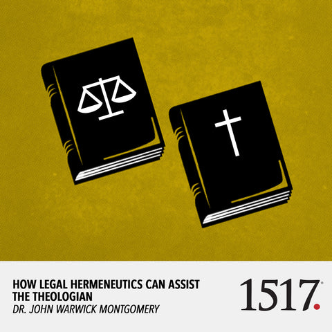 How Legal Hermeneutics Can Assist The Theologian (MP3)