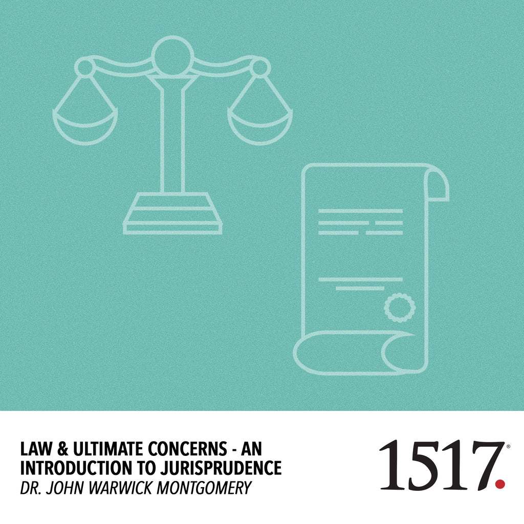 Law & Ultimate Concerns - An Introduction To Jurisprudence (MP3)