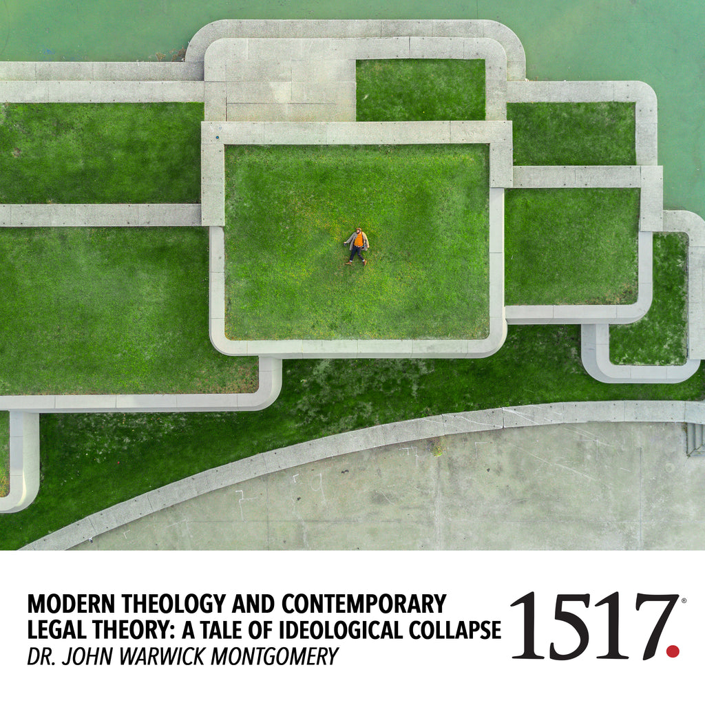 Modern Theology and Contemporary Legal Theory: A Tale of Ideological Collapse (MP3)