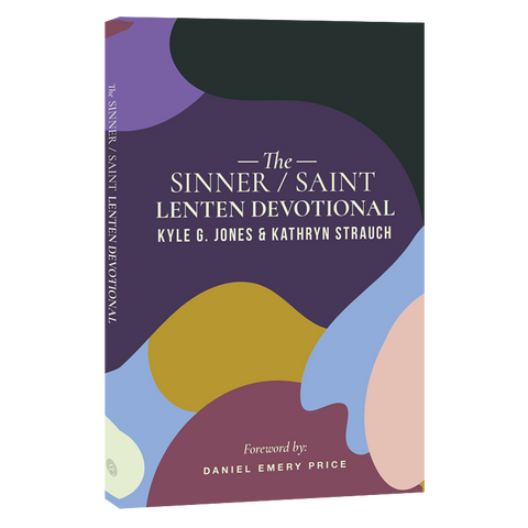 The Sinner/Saint Lenten Devotional