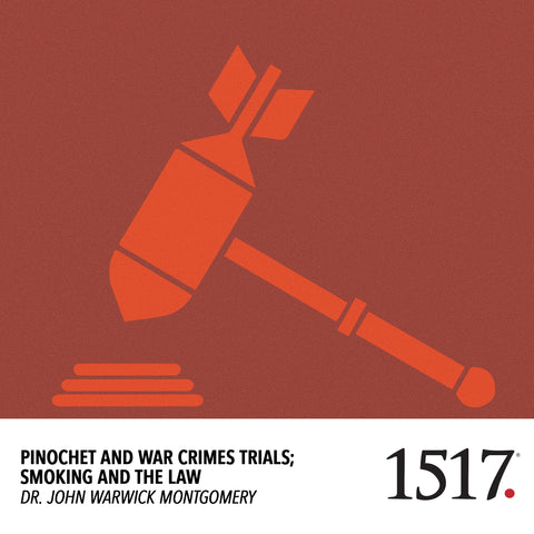 Pinochet And War Crimes Trials; Smoking And The Law (MP3)