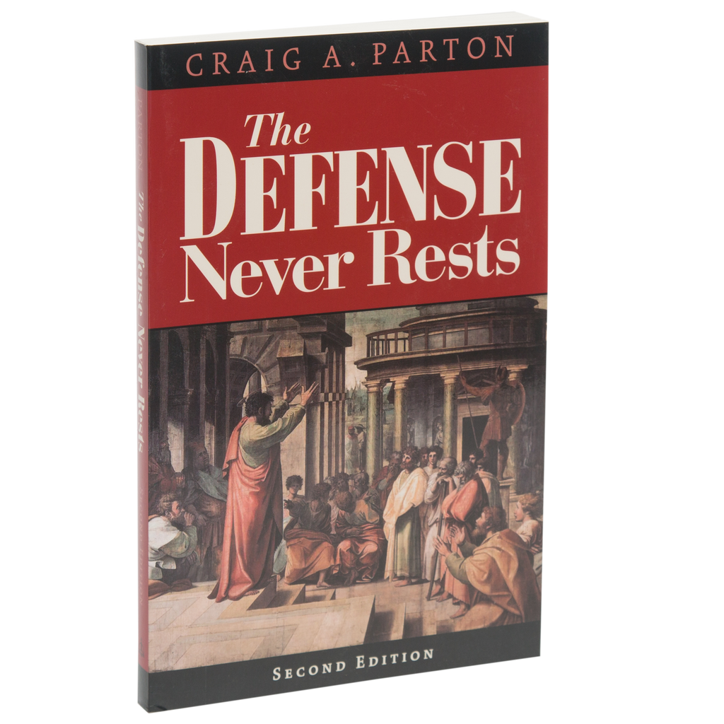 The Defense Never Rests - Second Edition