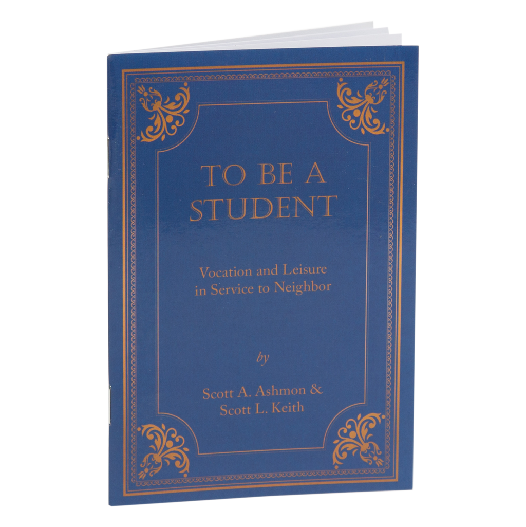 To Be A Student (Booklet), Pack of 20