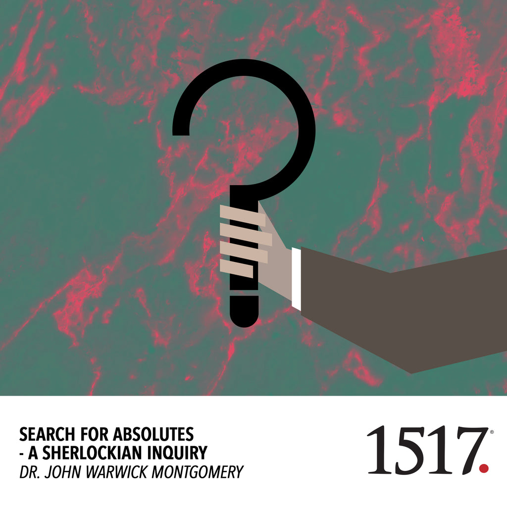 Search for Absolutes - A Sherlockian Inquiry (MP3)