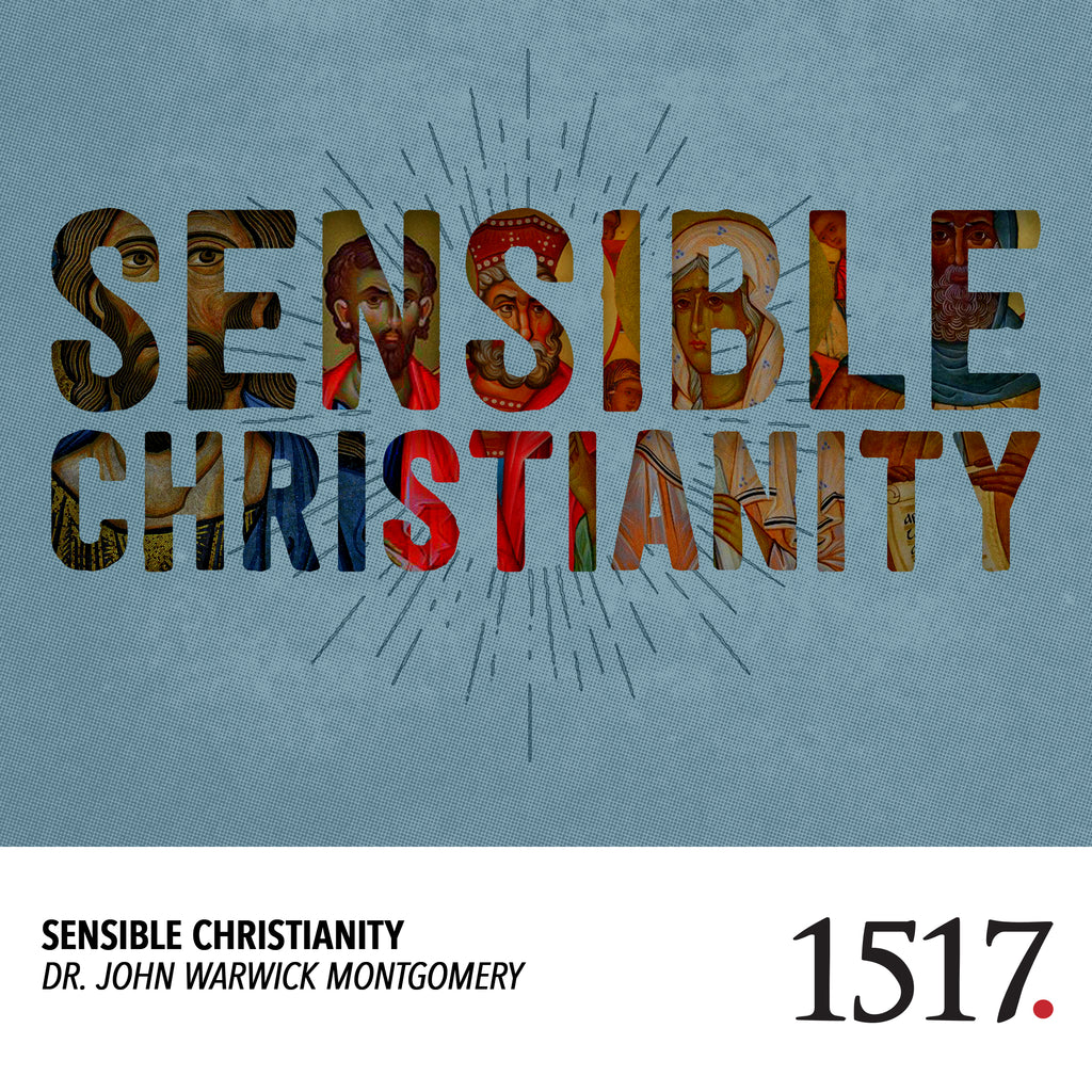 Sensible Christianity (MP3)