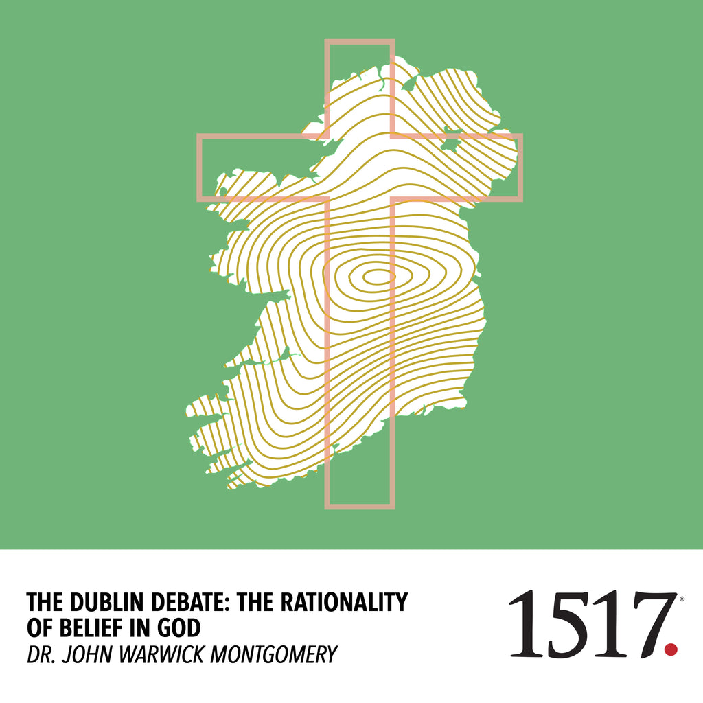 The Dublin Debate: The Rationality Of Belief In God (MP3)
