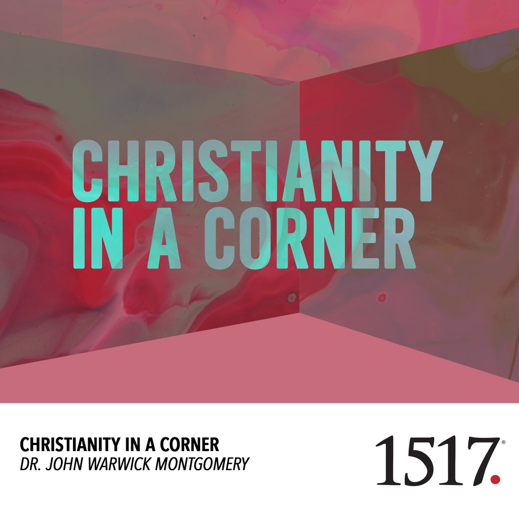 Christianity In A Corner (MP3)