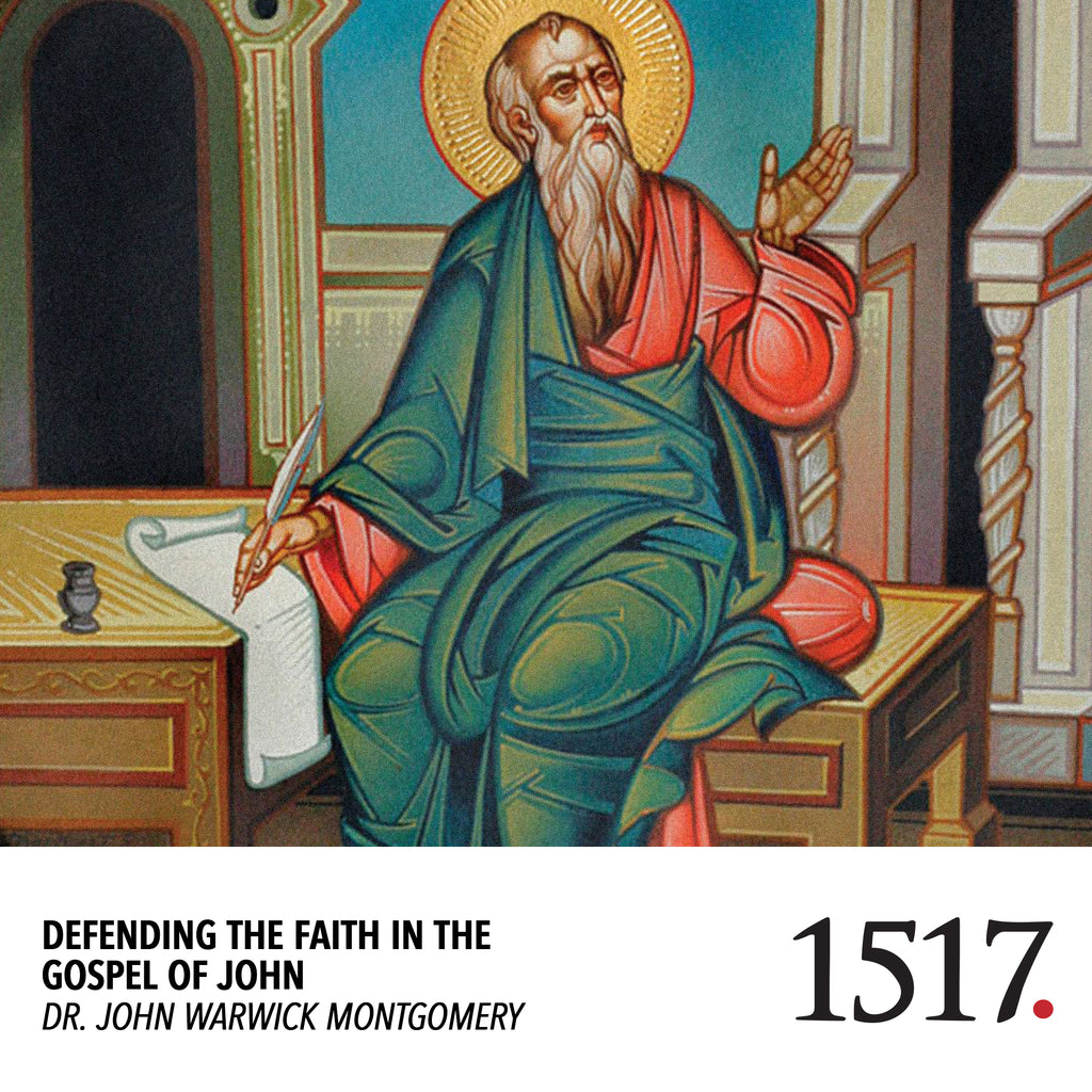 Defending The Faith In The Gospel Of John (MP3)