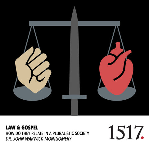Law & Gospel - How They Relate In A Pluralistic Society (MP3)