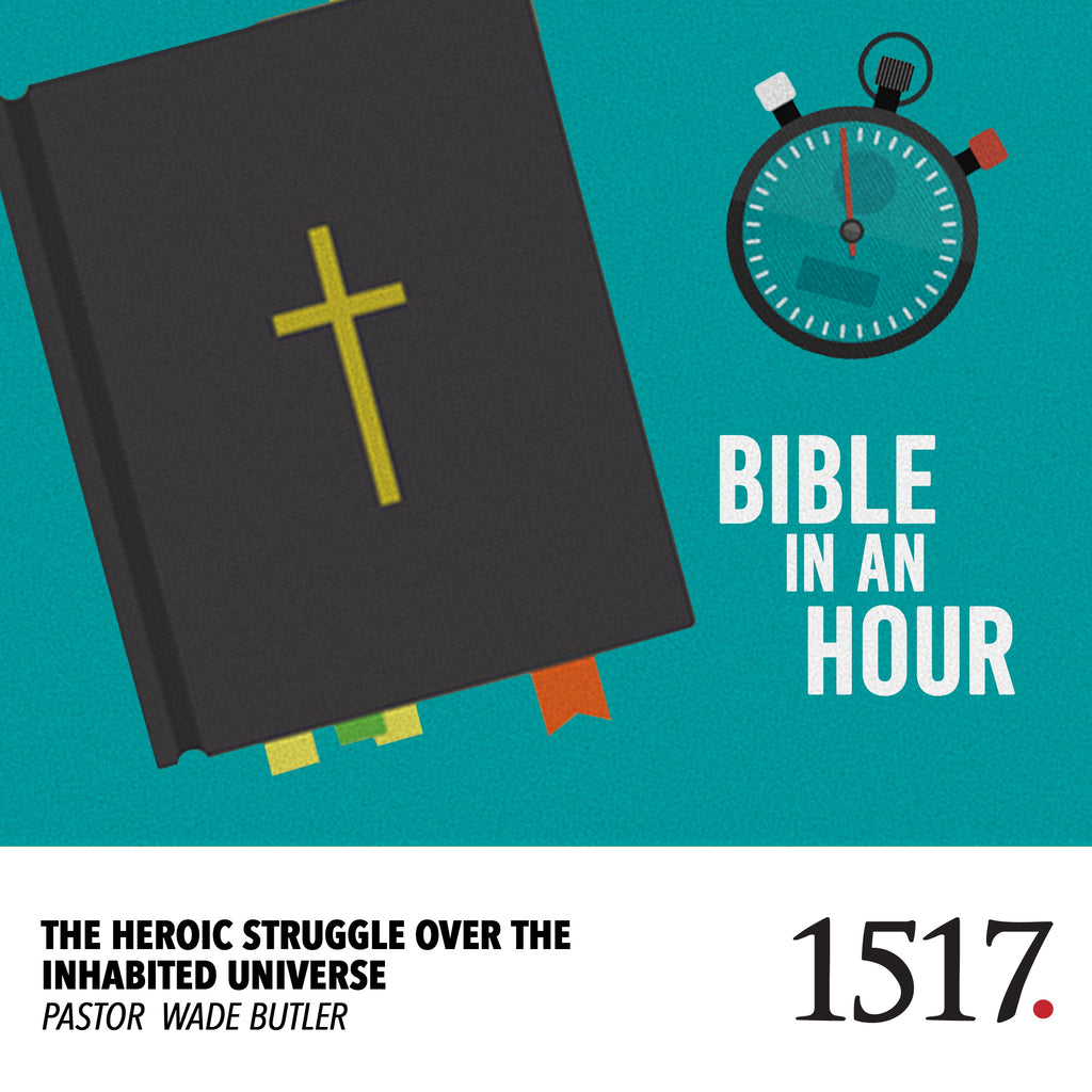 Bible In An Hour® (MP3 & PDF)