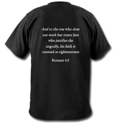 T-SHIRT: Weak On Sanctification (NRP Classic - Limited supply!)