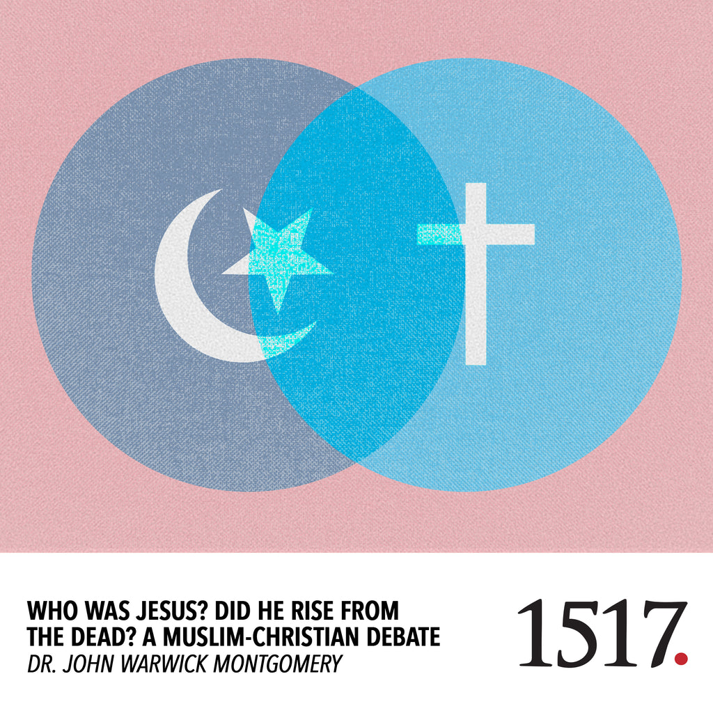 Who was Jesus? Did He Rise from the Dead? A Muslim-Christian Debate (MP3)