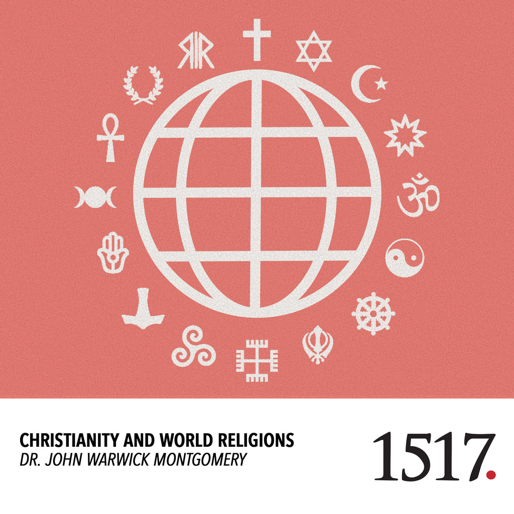 Christianity and World Religions (MP3)