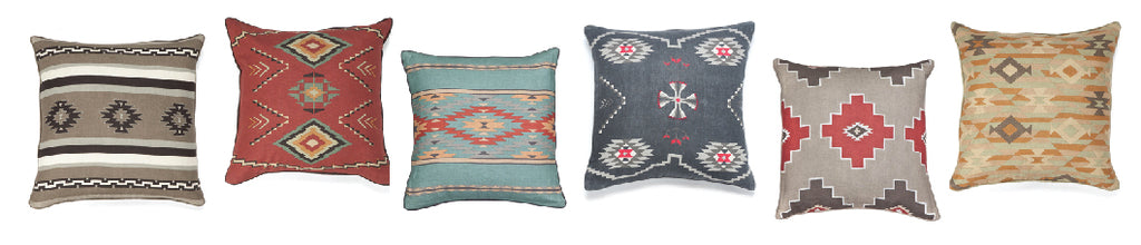 Mesa Collection Pillows