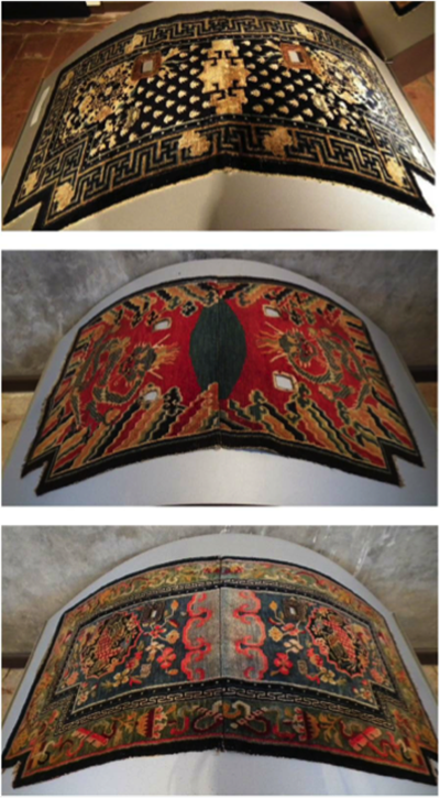 Antique Saddle Rugs