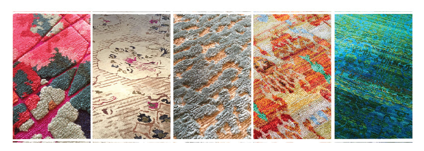 Silk Rugs at Christiane Millinger Handmade Rugs