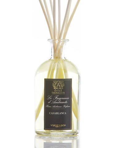 Casablanca 250 ml Room Diffuser by Antica Farmacista