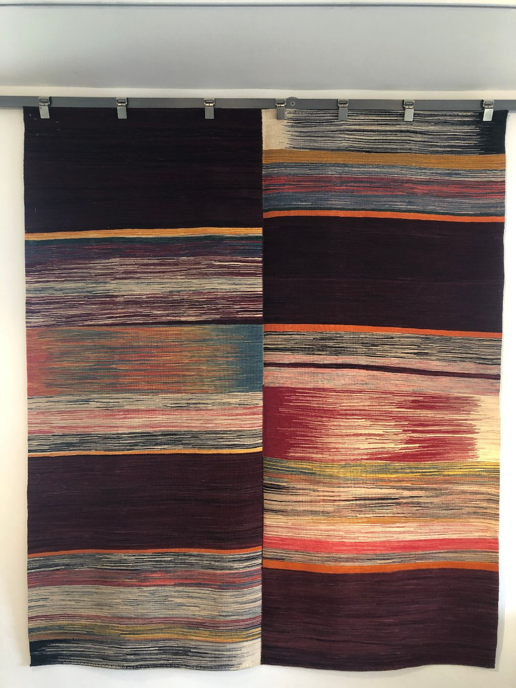 "7631 Turkish Kilim 5'10"" x 6'11"""