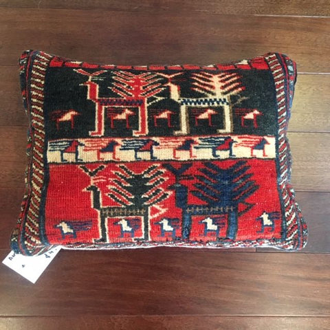 7764 Antique Shivan Bag Face Pillow