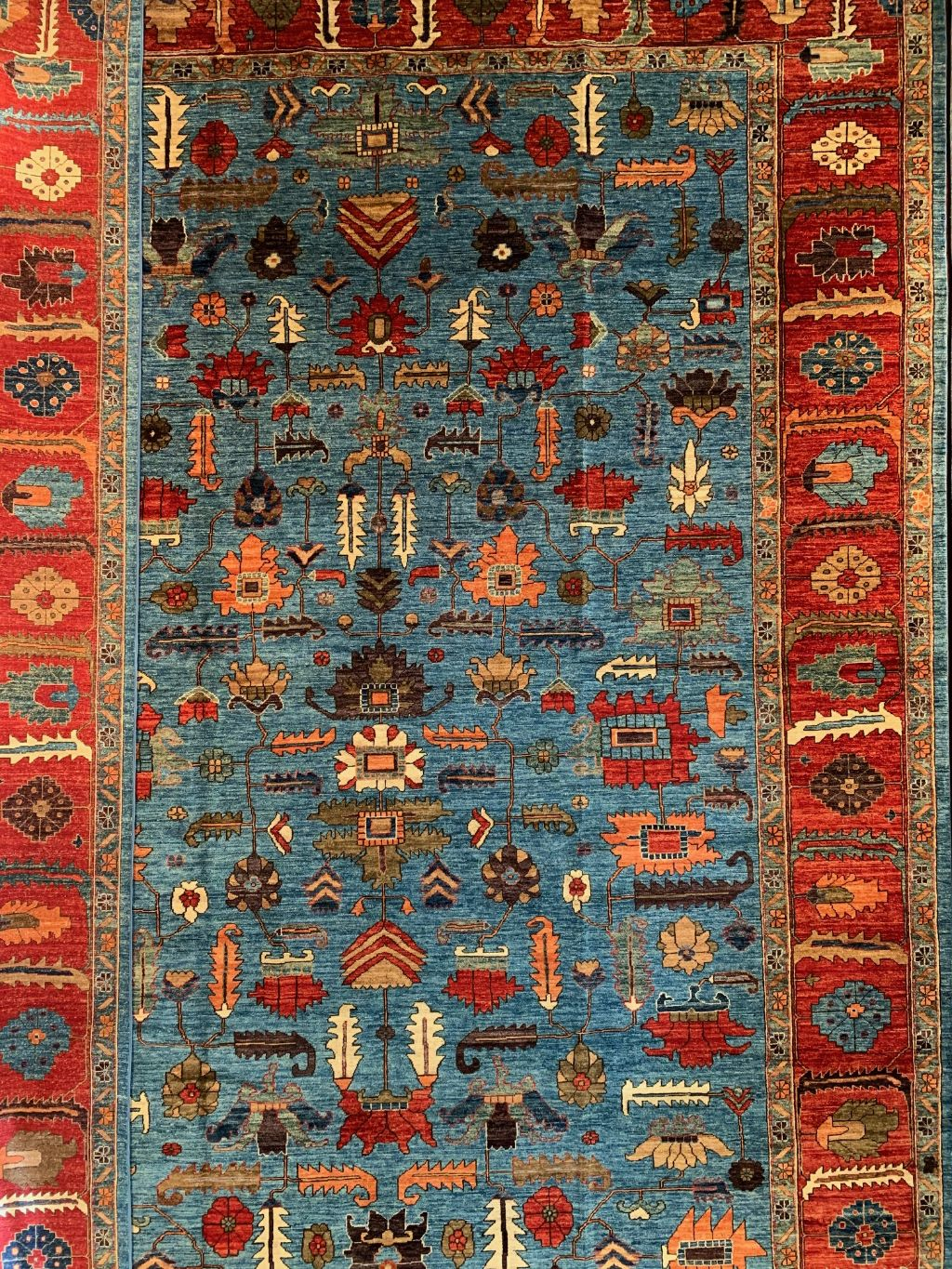 8303 Northwest Persian Design 10' x 14'
