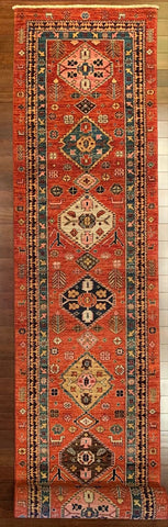 "8312 Northwest Persian Runner 2'8"" x 15'8"""