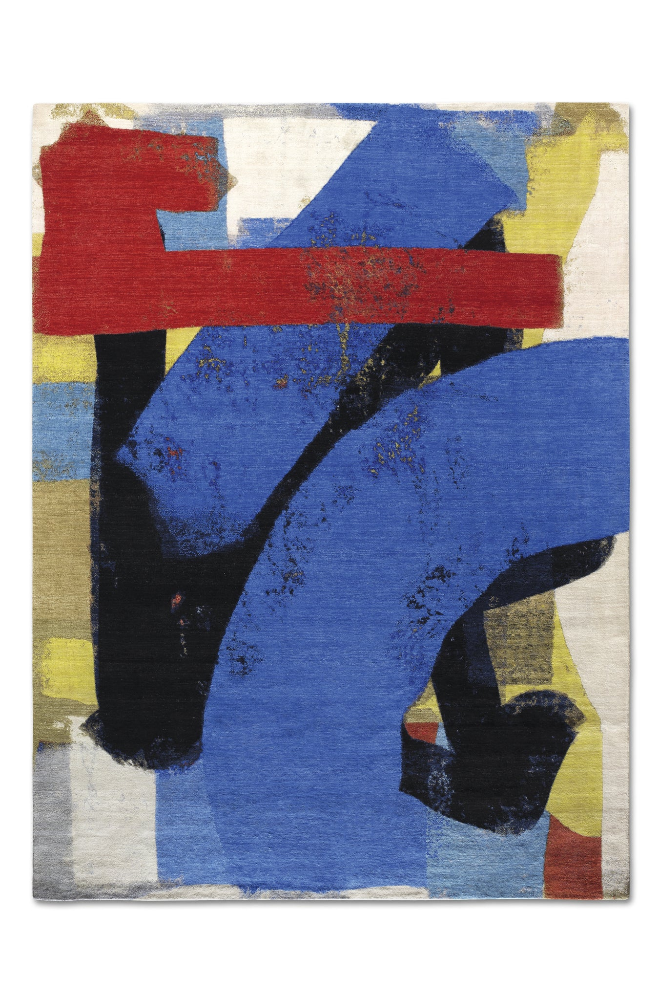 "RS-0110 Michael Howells for Rug Star Color is My DNA, EasyMe 01 5'7""x8'"
