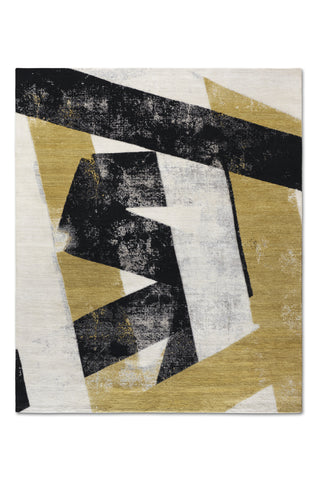 "RS-0111 Michael Howells for Rug Star Color is My DNA EasyMe 07 5'7""x8'"