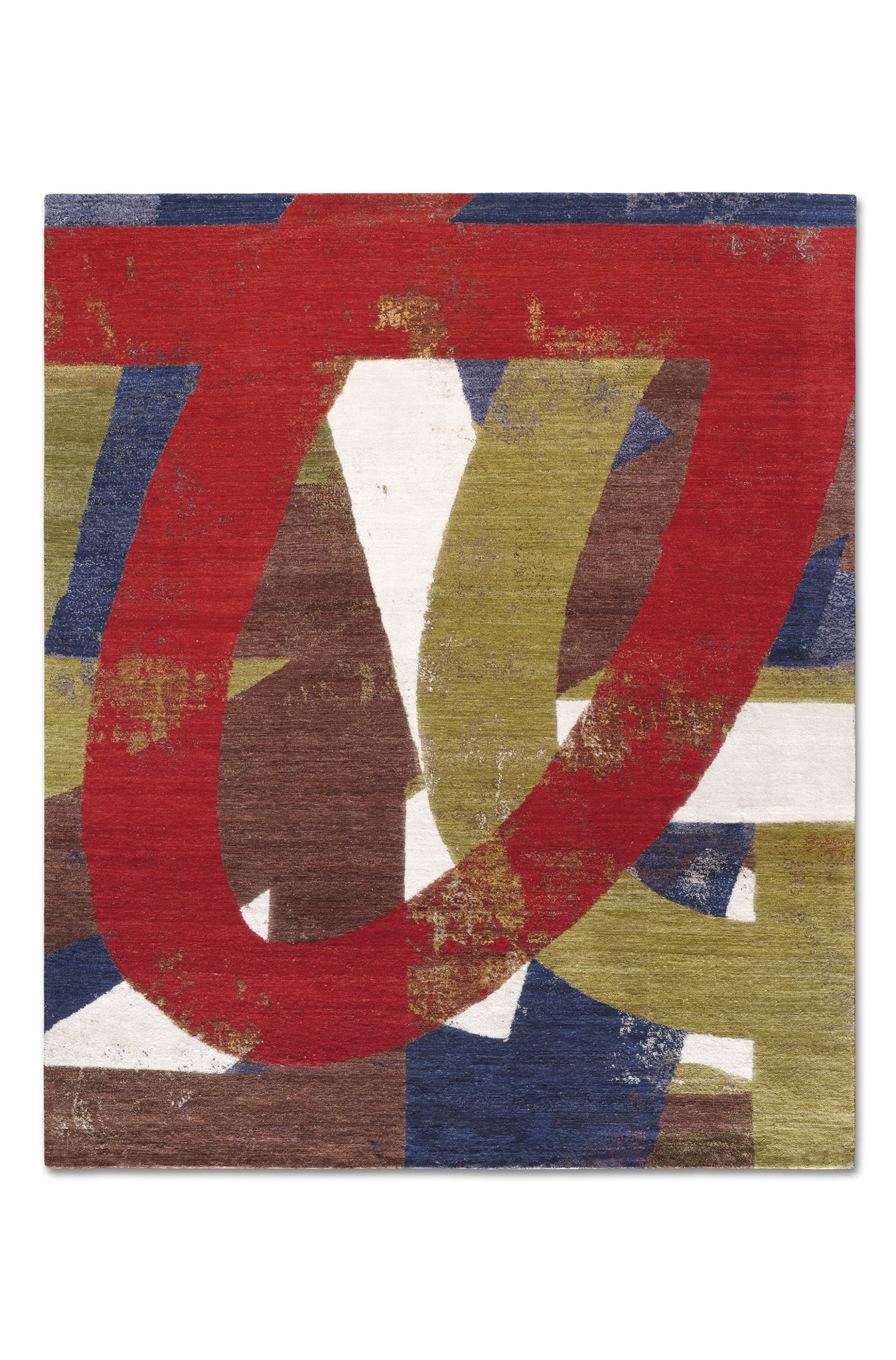 "RS-0114 Michael Howells for Rug Star Color is My DNA EasyMe 09 8'11""x 12'2"""