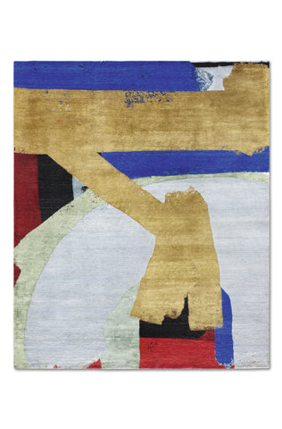 "RS-0116 Michael Howells for Rug Star Color is My DNA EasyMe 02 8'2""x 10'1"""