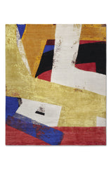"RS-0115 Michael Howells for Rug Star Color is My DNA EasyMe 05 5'7""x 7'11"""