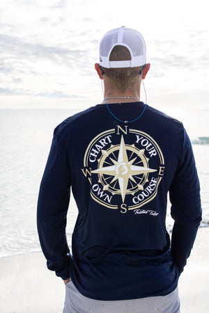Compass Rose Long Sleeve