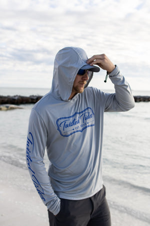 Marlin Hooded Long Sleeve