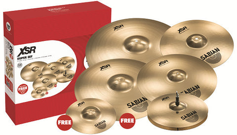 New Sabian box sets in stock now!