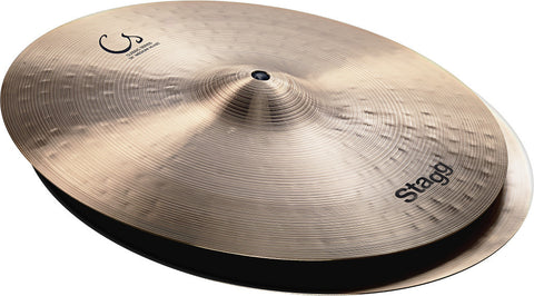 "Stagg Classic Series 14"" Medium Hi Hat"