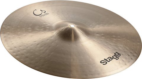 "Stagg Classic Series 16"" Thin Crash"