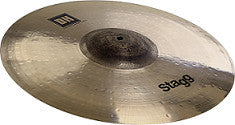 "Stagg DH Medium Thin Exo 18"" Crash"