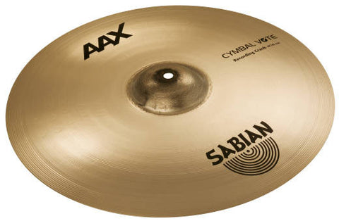 "Sabian AAX 16"" Recording Crash"