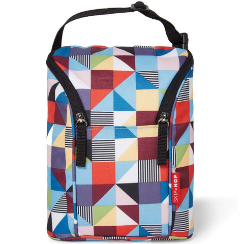 Grab & Go Double Bottle Bag - Prism
