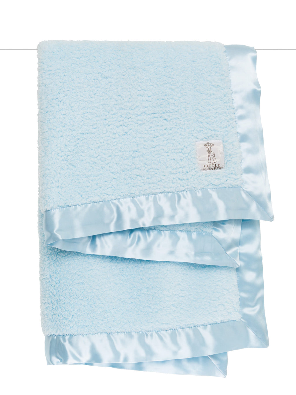 Bella Baby Blanket-Blue