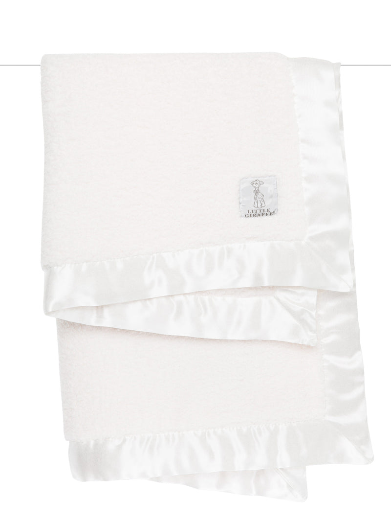 Bella Baby Blanket - Cream