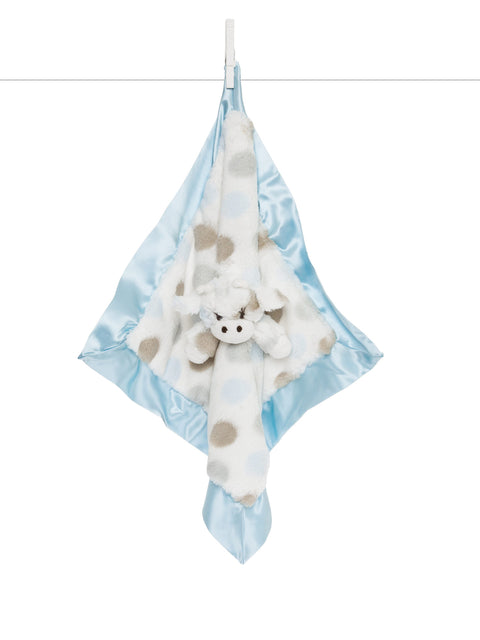 Little G™ Giraffe Blanky - Blue