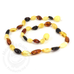 Momma Goose Amber Baby Necklace - Small