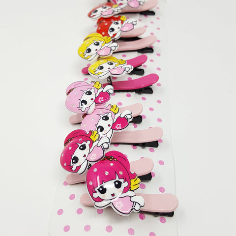 Animi Girl Spring Clips (1 pair)