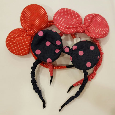 Headband - Mouse Ears (Wired)