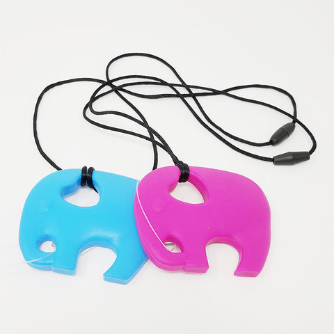 Silicone Teether Elephant