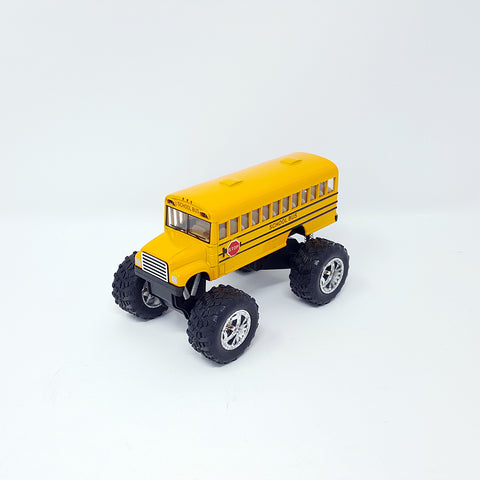 "5"" SCHOOL BUS BIG WHEEL"