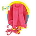 Harness backpack - Pororo Pink