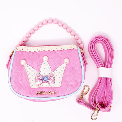 Girl's Handbag- Crown