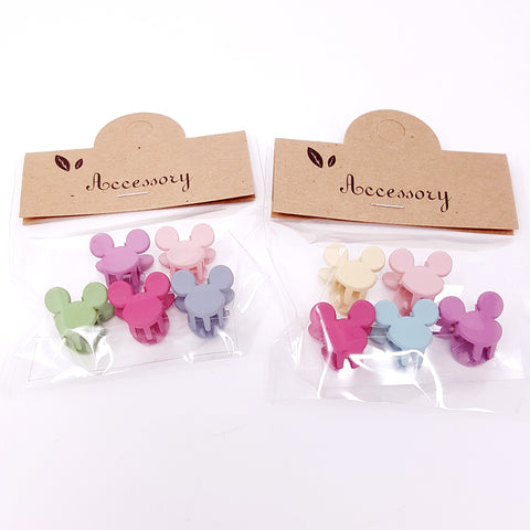Mini clips (pack of 5) - Mouse