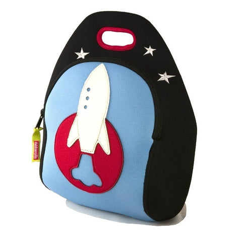 Lunch Bag - Rocket